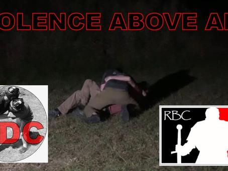Violence for violence sake
