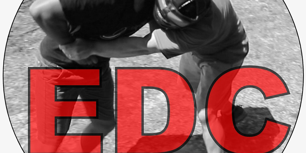 EDC - Everyday Carry Combatives
