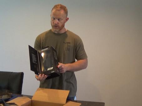 Blackhawk T-series Level 2 Holster Review (video)