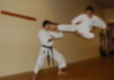 Hayashi-ha Shitoryu kai Karate Sydney Australia