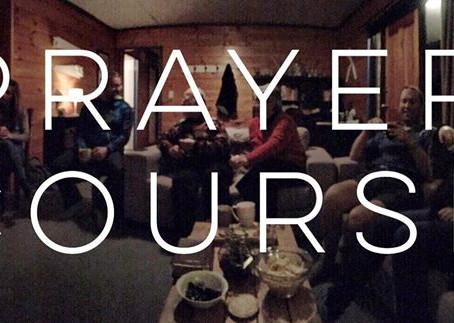 Prayer Course Update