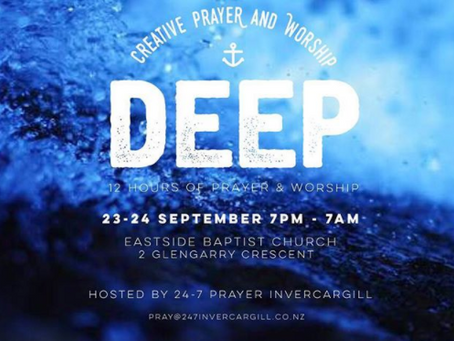 DEEP Goes to Invercargill