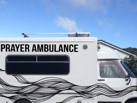 Prayer Ambulance, Wellington