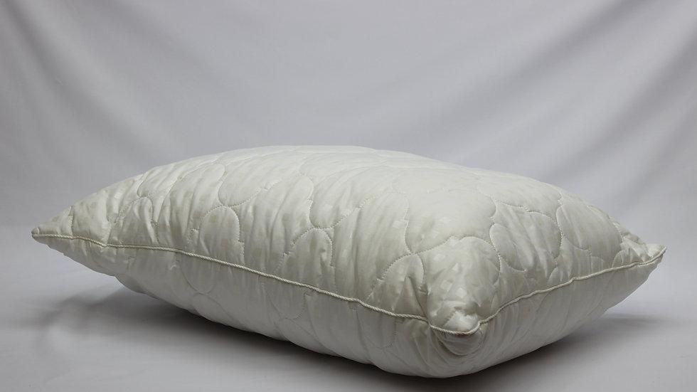 Стеганая подушка микрофайбер
