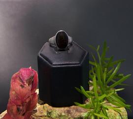 Black Onyx Signet Ring RR-2105