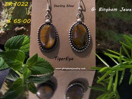ER-10122 Tiger Eye