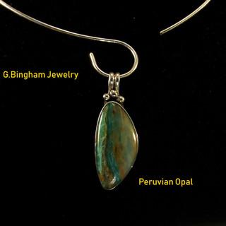 Peruvian Opal