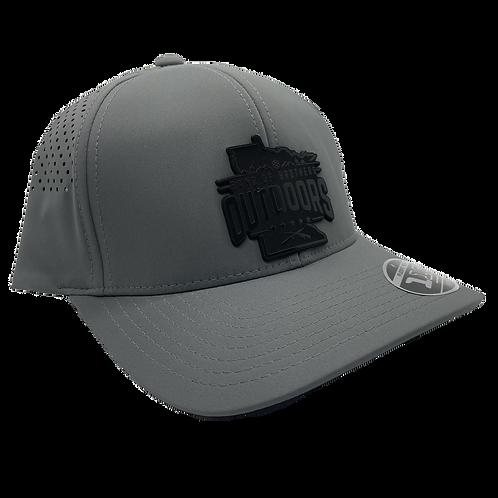Grey Performance Cap