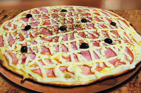 Pizza Lombinho