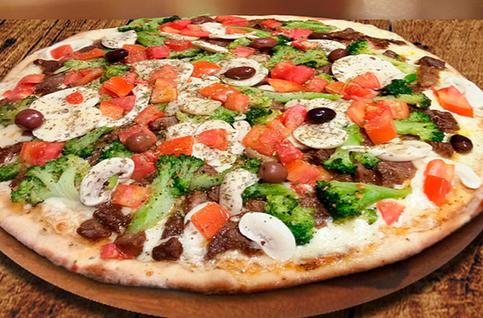Pizza Filé Mignon