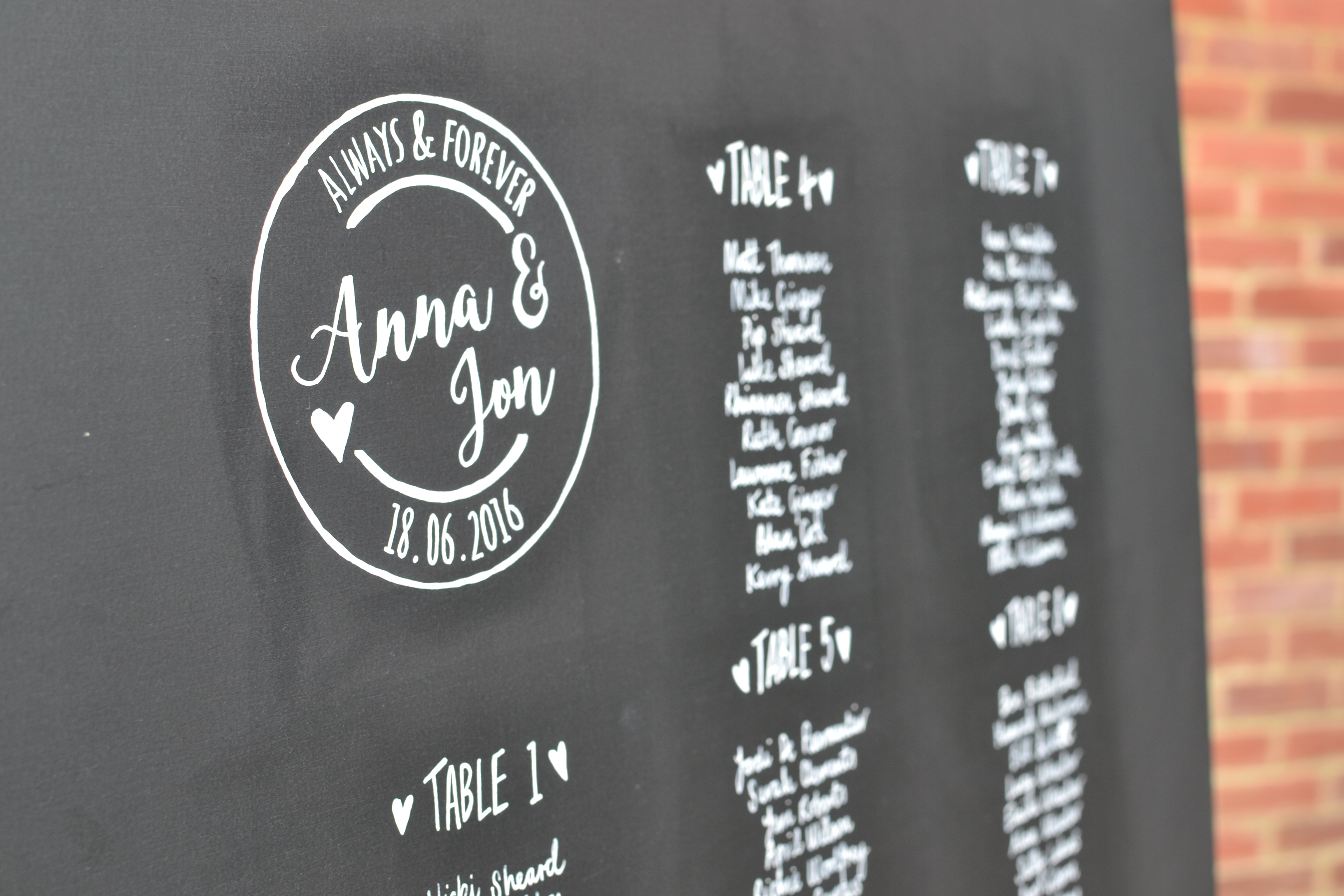 Chalkboard table plan - Anna (9)