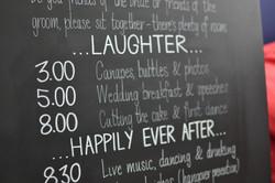 Claire & Nigel 2016 - Wedding Chalkboards - DreamalittleHANDMADE (12)