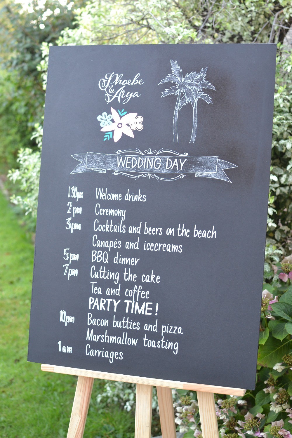 Phoebe & Arya Chalkboard Signs - August 2016 (14)_edited