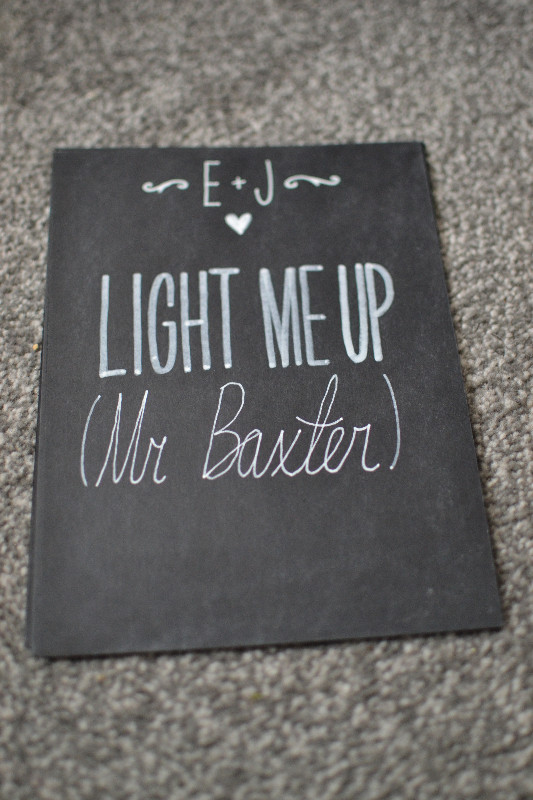 Chalkboard table plan and assorted chalkboard table numbers