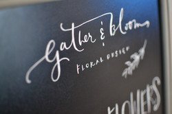 Gather & Bloom Chalkboard Sign - dreamalittleHANDMADE (25)