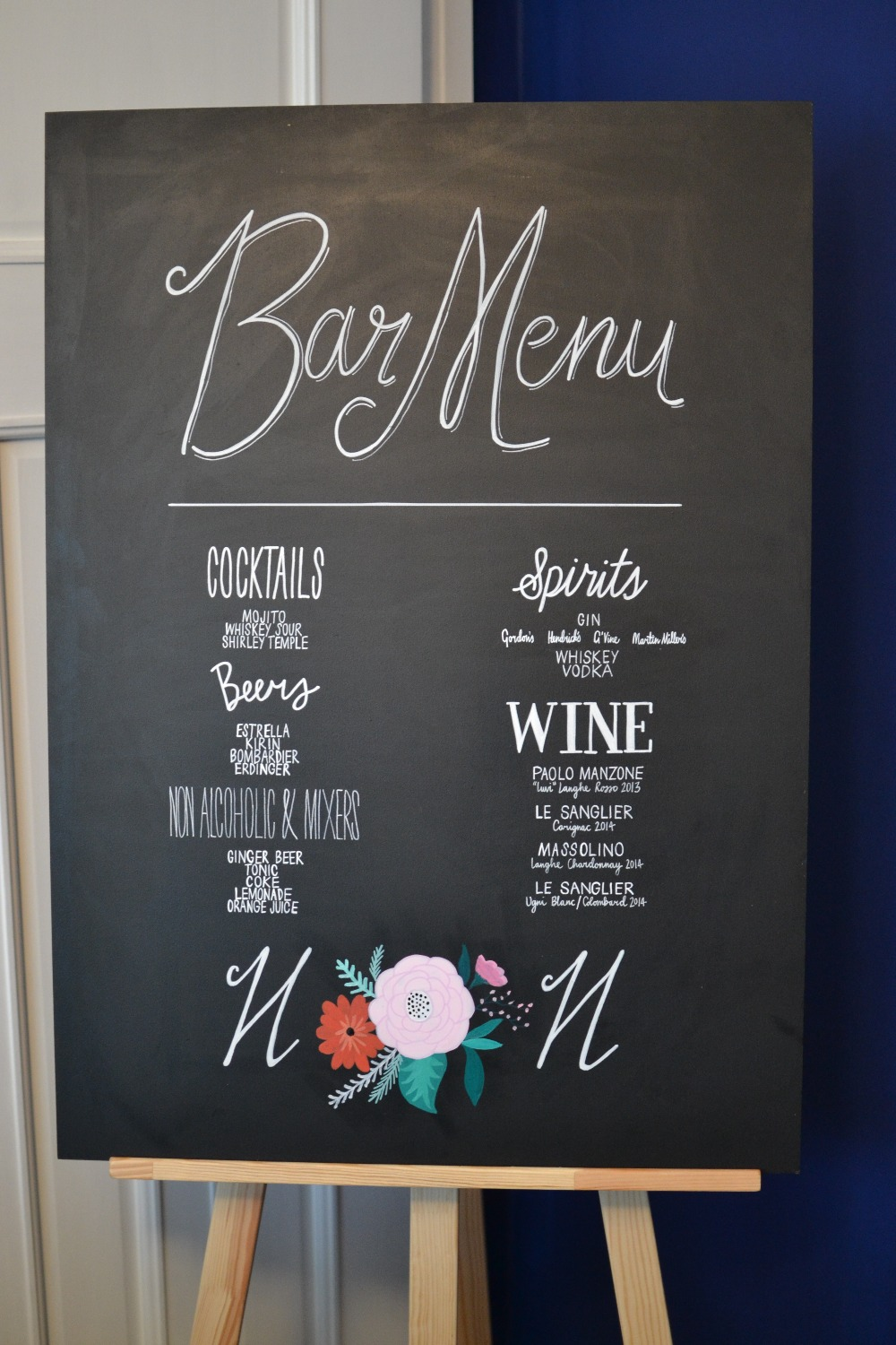 Wedding Chalkboard Signs - Hannah & Hampus (18)_edited