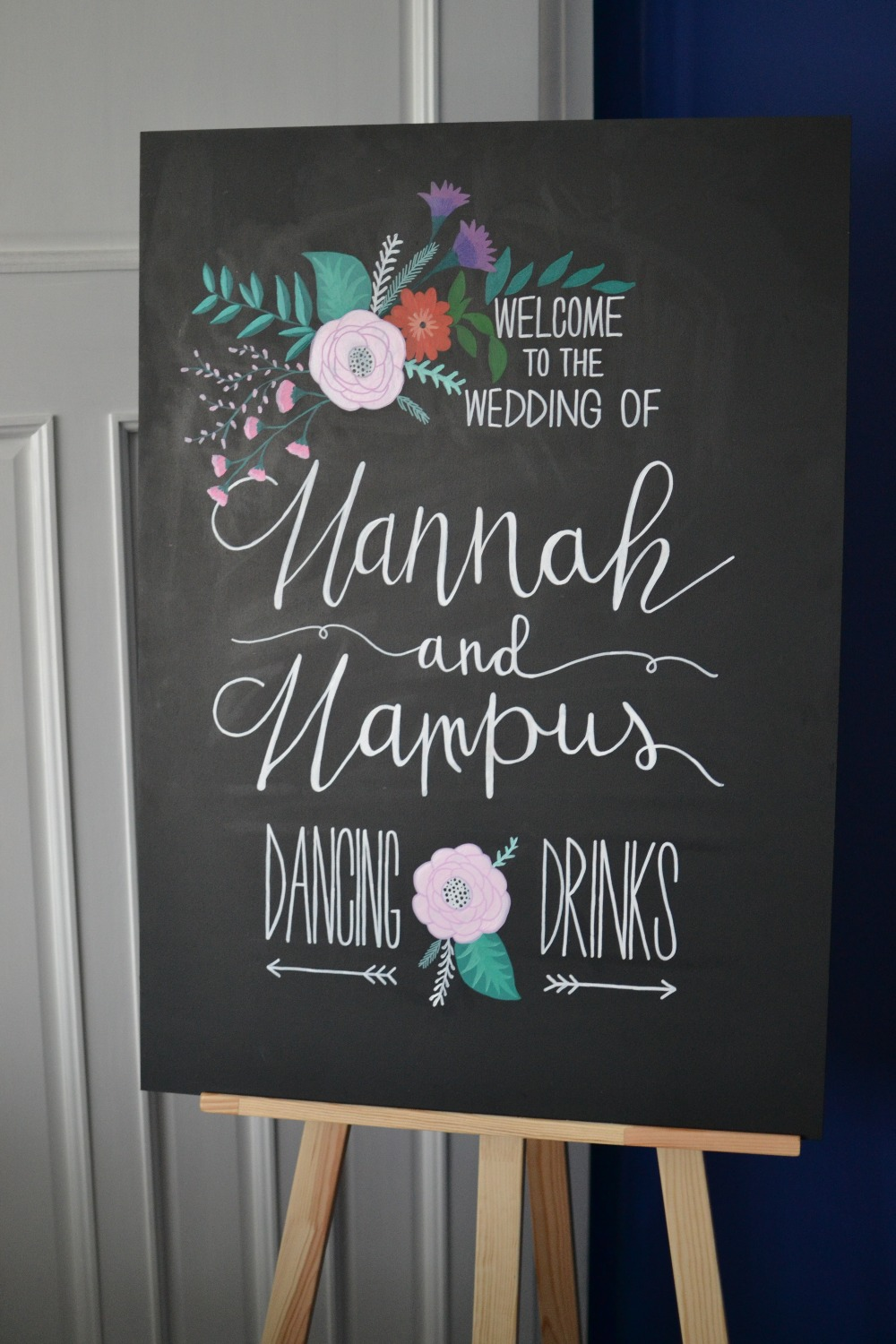 Wedding Chalkboard Signs - Hannah & Hampus (47)_edited