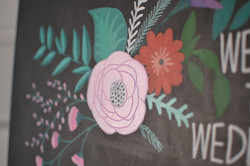 Wedding Chalkboard Signs - Hannah & Hampus (54)