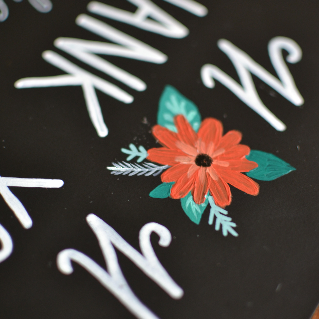 Wedding Chalkboard Signs - Hannah & Hampus (32)
