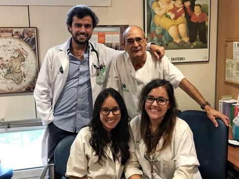 """Entrevista a José María Ibancos Arnaldos. Médico de familia del Centro de Salud """"Ntra. Sra. de La Ol"""