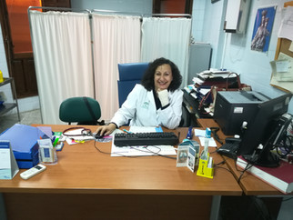 OSUNA: mi pueblo y mi centro de salud