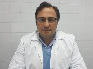 Entrevista a José María Gil, tutor del centro de salud de Espartinas