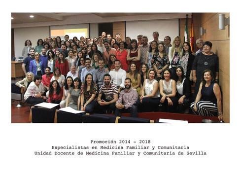 XXII Jornadas Unidad Docente de Medicina Familiar y Comunitaria de Sevilla