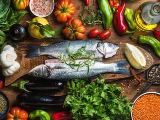 La dieta mediterránea, un tesoro para la salud