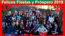 Felicitación Navidad y lo mejor del 2018…
