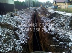 Центральная магистральХВС Вознесение