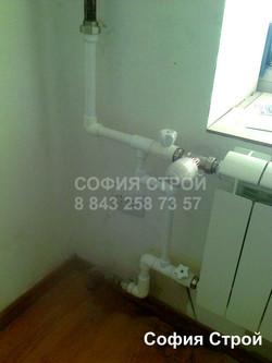 Замена радиатора отопления в квартир