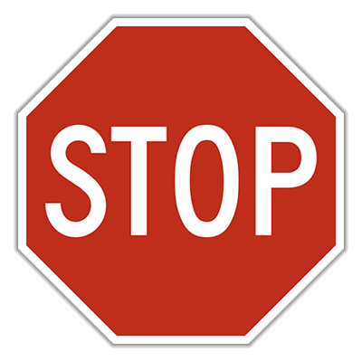 R1-1 Stop