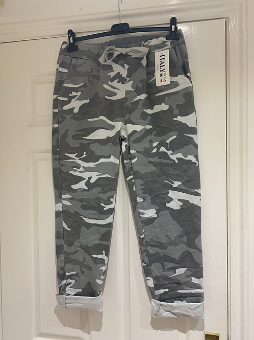 Camo Magic Trousers