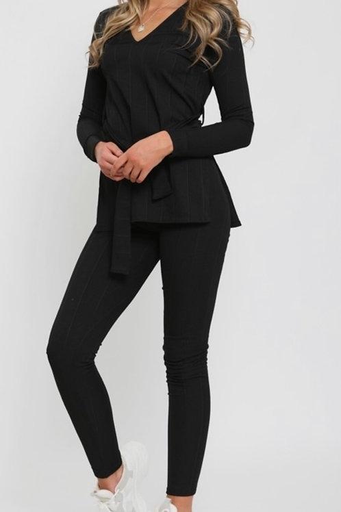 Black Tie Loungewear