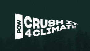 It's Time to #CrushIt4Climate!