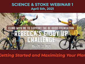 Science & Stoke #1: Getting Started and Maximizing Your Plan