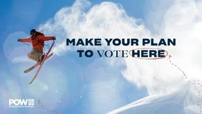 Register. Make a Plan. Vote