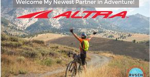 Altra Signs World Champion Endurance Athlete Rebecca Rusch
