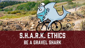 Be a Gravel SHARK