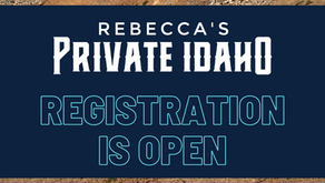 Rebecca's Private Idaho Opens Registration For 2021