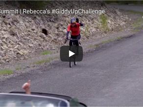 Rebecca's Trail Creek Summit, 2020 Giddy Up Challenge