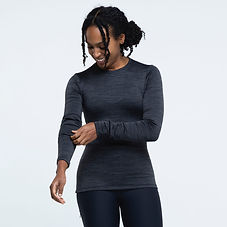 womens-merino-210-heather-charcoal-front