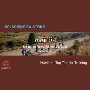 Top Five Nutrition Tips for RPI