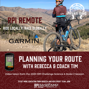 Planning Your Remote Route