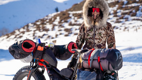 Gear Essentials for Winter Bikepacking Expeditions
