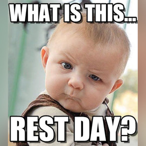 What to do on rest day