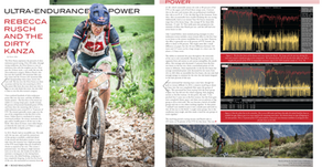 Ultra-Endurance Power: Rebecca Rusch and the Dirty Kanza