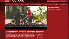BBC Outlook- Daughters of Vietnam Enemies' Journey