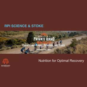 The 4 Rs of Recovery Nutrition