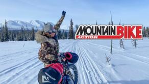 From Iditarod To Iceland; Rebecca Rusch & Her Snow Bike